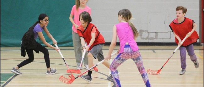 Primary School Floorball (Indoor Hockey)