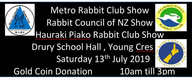 Metro Auckland Rabbit Club Show - Auckland - Stuff Events
