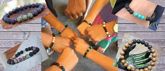 DIY Lava Stone Bracelet Workshop