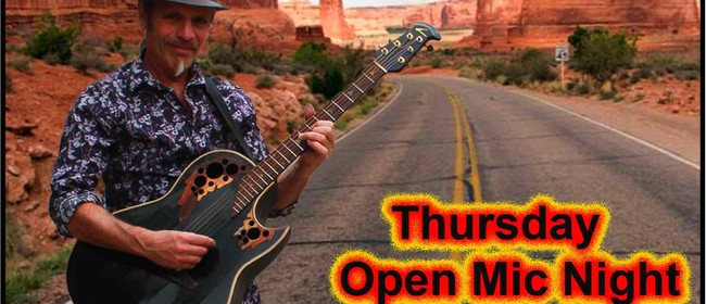 Open Mic Night with Ron Valente