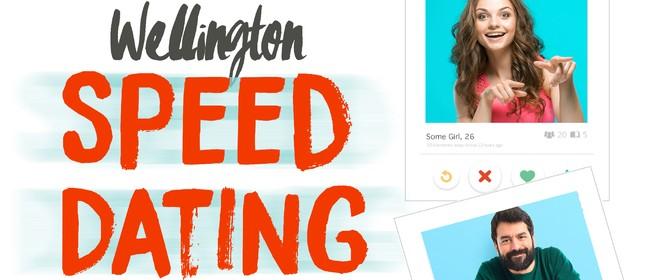 Christian Wellington Speed Dating