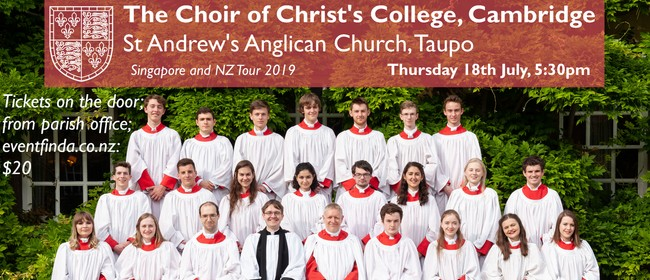 The Choir of Christ's College