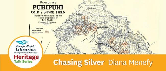 Heritage Talk Series - Chasing Silver