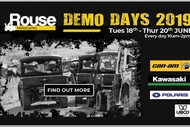 Rouse Motorcycles Demo Days