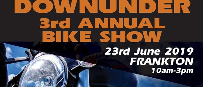 Downunder Motorcycle Show 2019