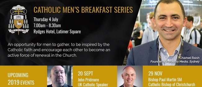 Catholic Men's Breakfast Series