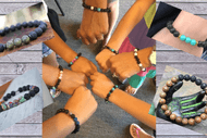 DIY Lava Stone Bracelet Workshop