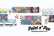 Paint n' Pen Writing Workshops