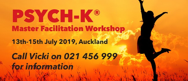 Psych-K Master Facilitation Workshop