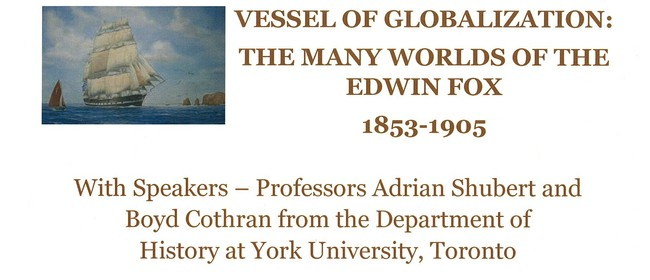 Vessel of Globalization: The Many Worlds of the Edwin Fox