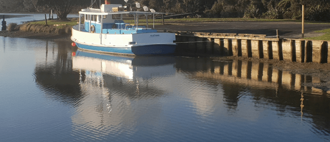 Harbour Cruise on the Waiuku River