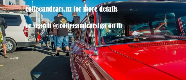 Coffee and Cars II