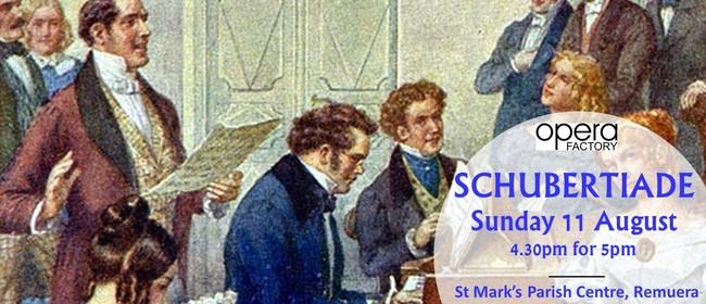 A Schubertiade - Vocal Gems In a Period Salon Setting