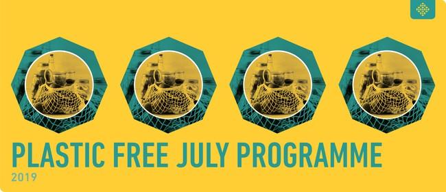 Plastic Free July DCC Programme - Straws Film Screening