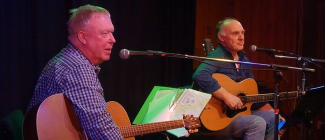 Colin Henderson & Jeff Bell: Songs You Will Know & Enjoy