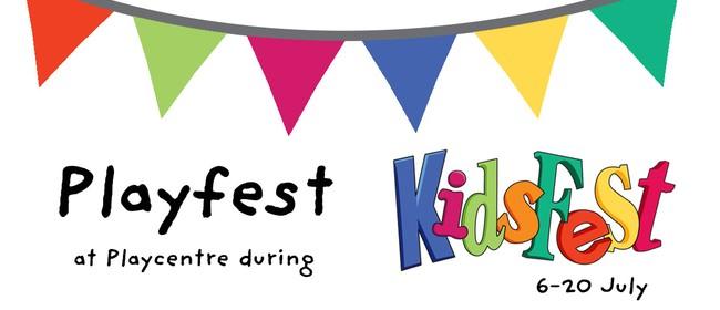 Playfest - KidsFest 2019