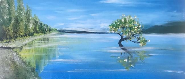 Paint & Chill Night - That Wanaka Tree