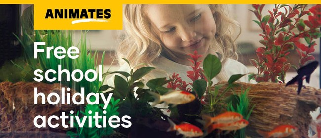 Animates Dunedin - School Holiday Activities
