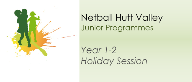 July Holiday Netball Session for Year 1-2