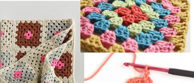 Get Hooked - A Crochet Class for Absolute Beginners