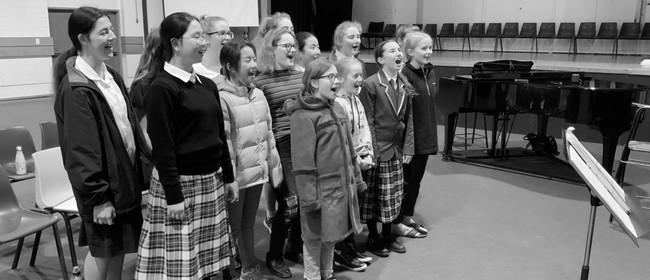 Christchurch Girls' Choir Launch Concert