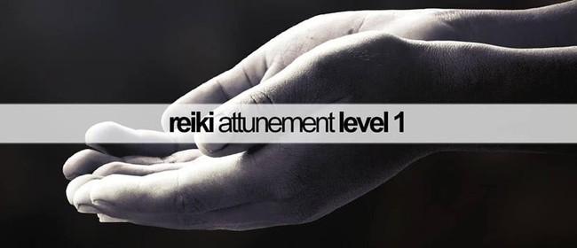 Reiki Usui - Level 1 Training - Workshop
