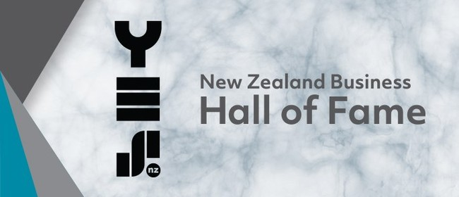 New Zealand Business Hall of Fame Gala Dinner