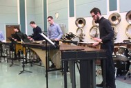 Explore & Experiment - A Percussion Experience
