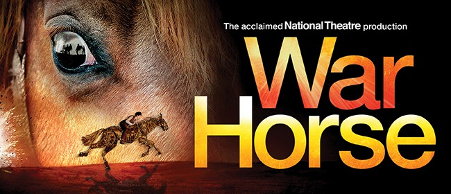 War Horse the stage spectacular