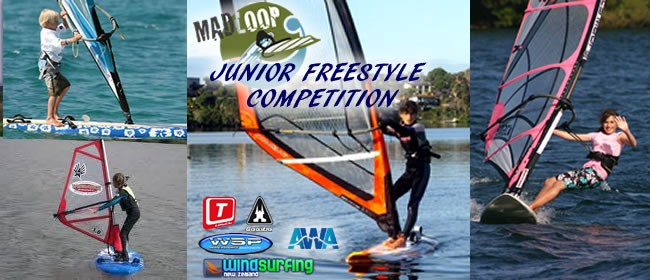 Madloop Junior Freestyle Windsurfing Competition