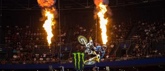 Monster Energy S-X Open