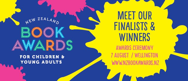 New Zealand Book Awards for Children & Young Adults