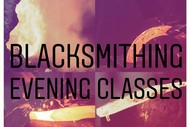 Blacksmithing Evening Class - (7 Sessions)