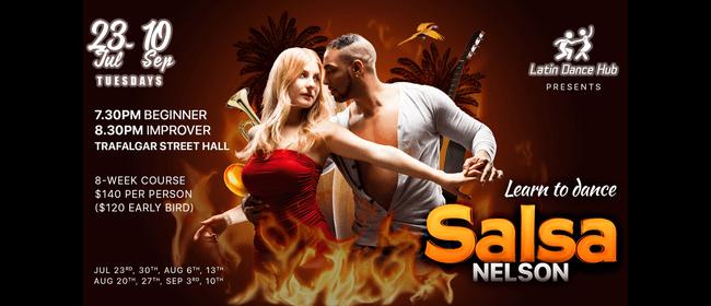 8-week Salsa Course - Beginner