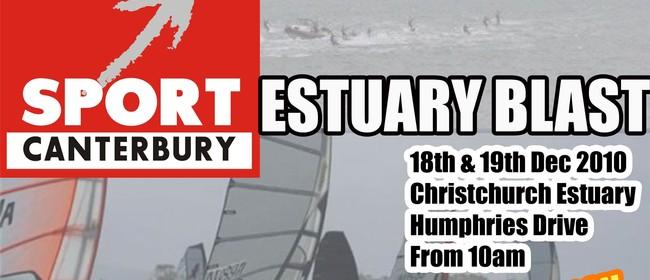 Sport Canterbury Estuary Blast