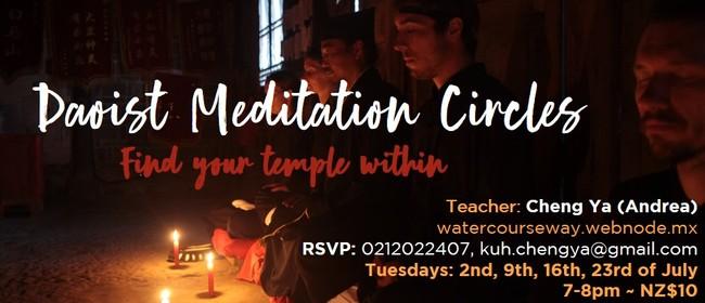 Daoist Meditation Circles