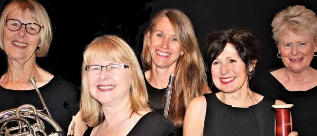 NCMA's Lunchtime Series: Respiro Wind Quintet