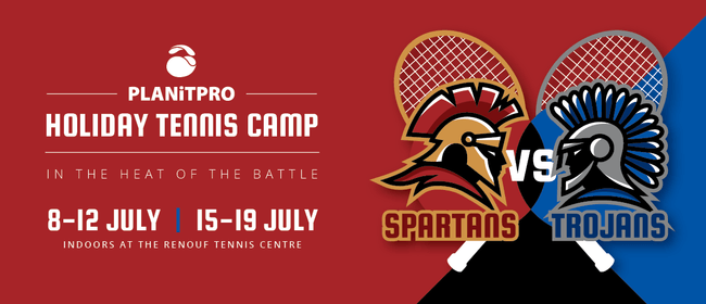 PlaniTPro Tennis Holiday Camp!