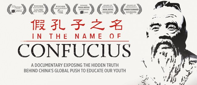 In the Name of Confucius Screening