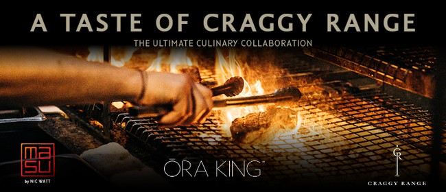 A Taste of Craggy Range