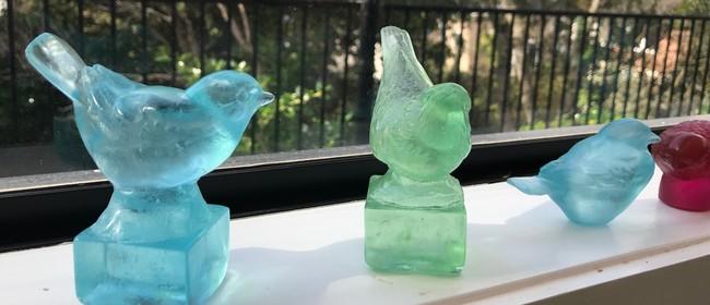 Workshop: Cast Glass