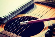 School Holiday Programme - Songwriting Workshop - 13-16 yrs