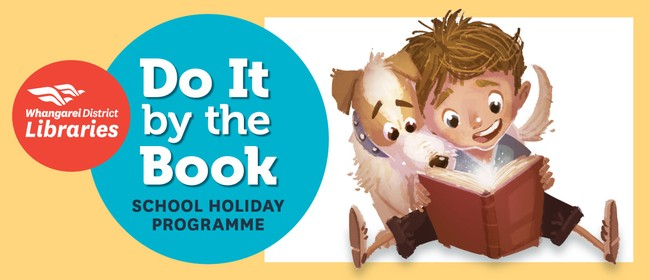 Do It by the Book - School Holiday Programme