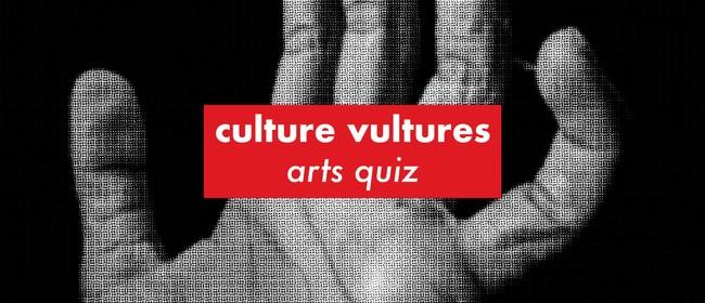 Culture Vultures Arts Quiz