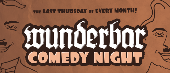 Wunderbar Comedy Night