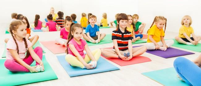 Kids Adventure Yoga 2-6