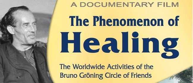 A Documentary Film The Phenomenon of Healing