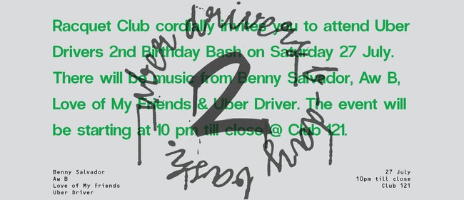 Uber Driver's Birthday Bash 2