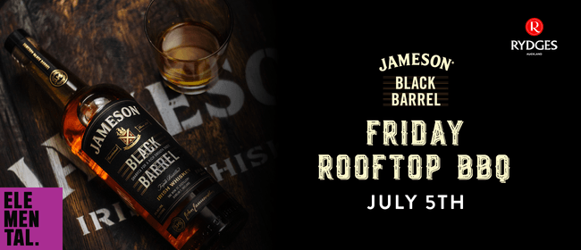 Jameson Black Barrel BBQ