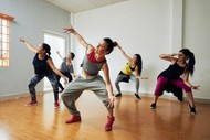 Adults Hip Hop Dance with Heather Holland